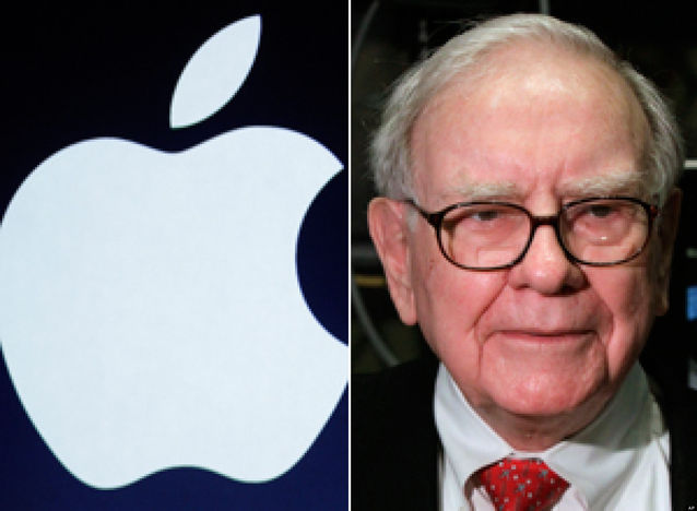 巴菲特投资苹果
