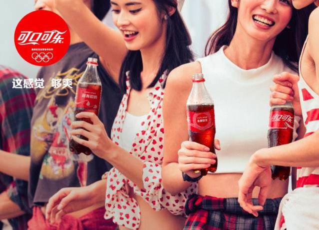 可口可乐奥运营销