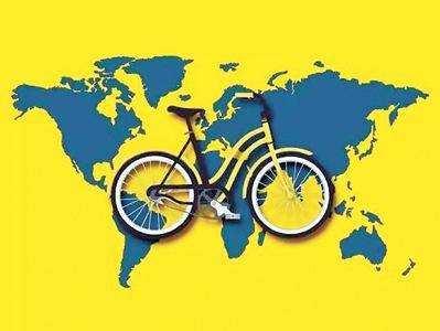 共享单车国际